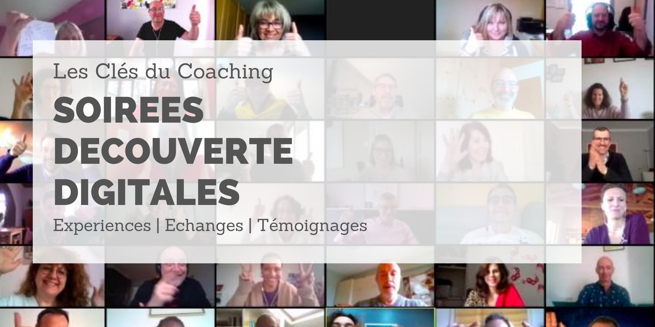 soirées découvertes digitales coaching ways executive