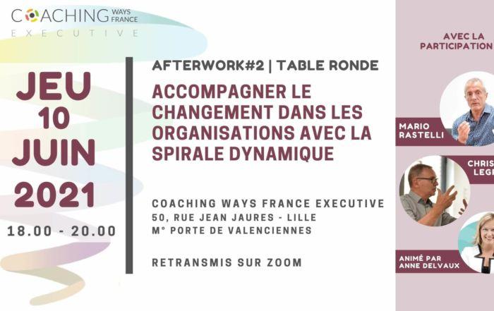 Accompagner le changement dans les organisations avec la spirale dynamique - Coaching Ways Executive